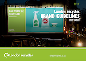 London Recycles Brand Guidelines thumbnail