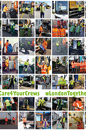 #Care4YourCrews montage image