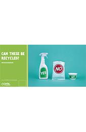 Plastics recycling campaign 48 sheet thumbnail image