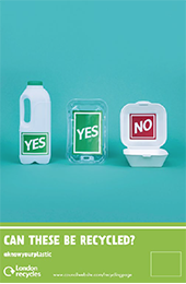 Plastics recycling campaign 6 sheet thumbnail image