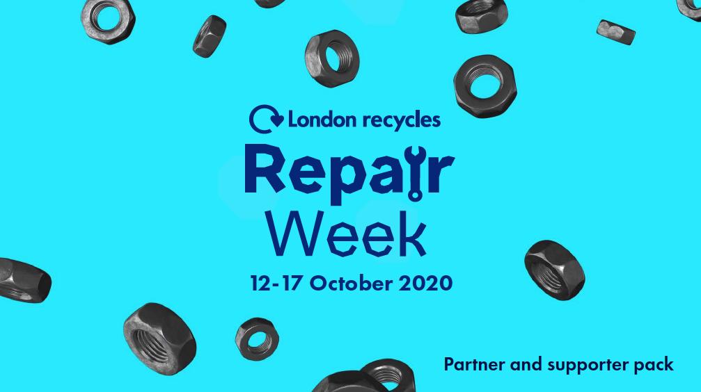 London Repair Week 2020 Featured Image