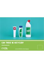 Plastics recycling press ad landscape thumbnail image
