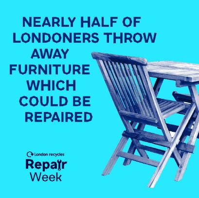 Repair Week - furniture