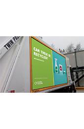 Plastics recycling vehicle sides thumbnail image