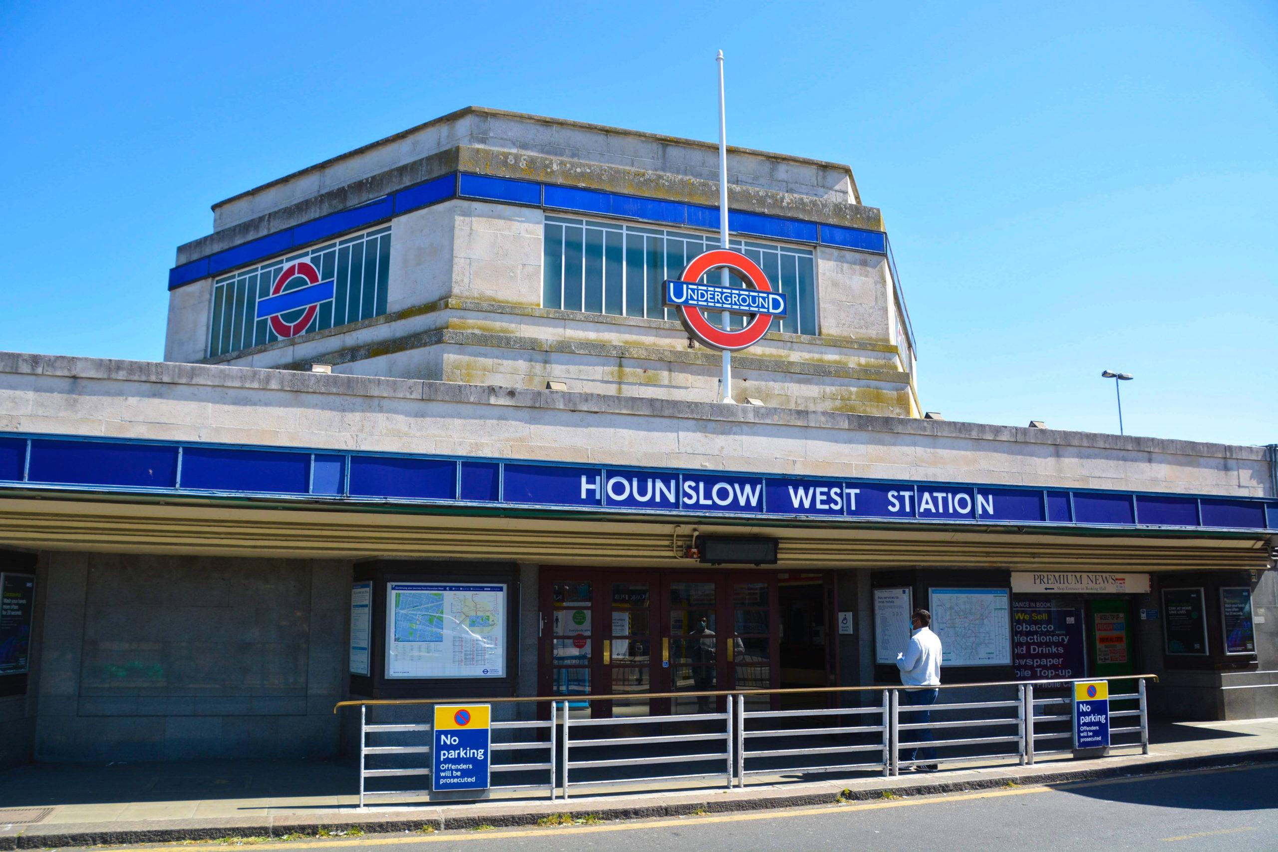 Hounslow meet the borough event